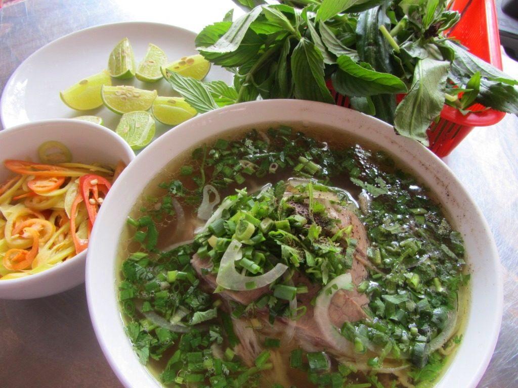 Phở Phượng, the best phở in Saigon, Ho Chi Minh City, Vietnam
