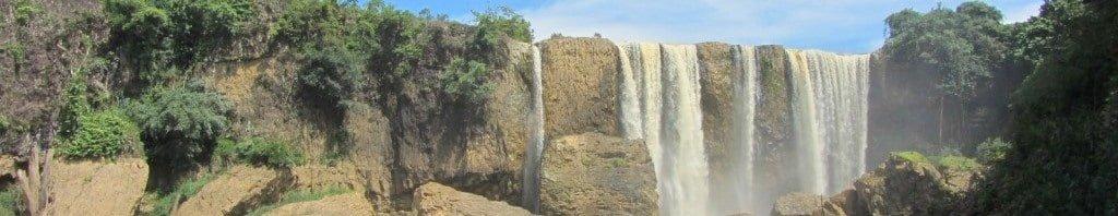 Bao Dai Waterfall