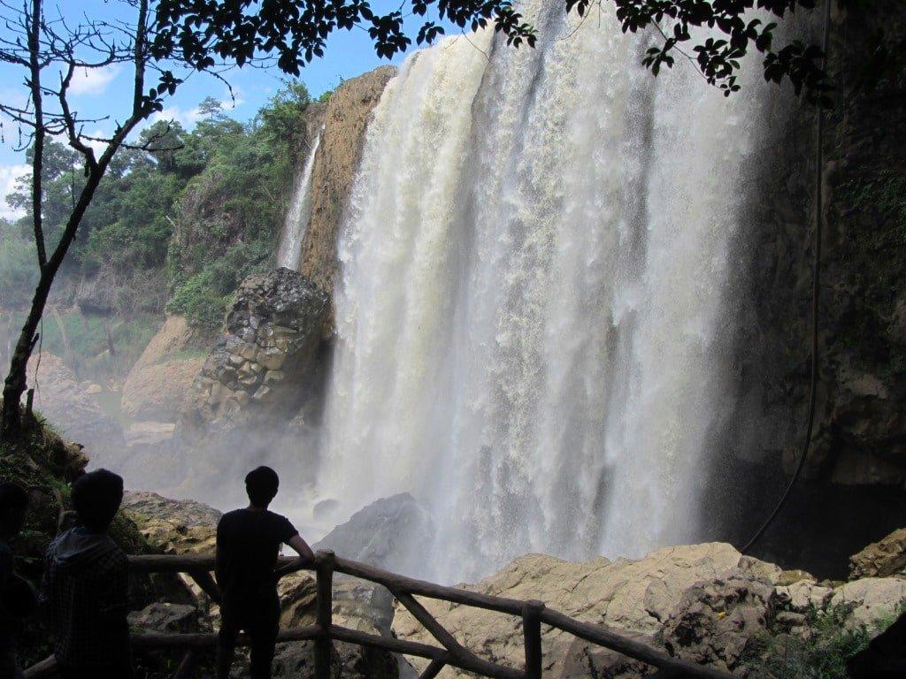 Bai Dai Waterfall, Dalat, Vietnam
