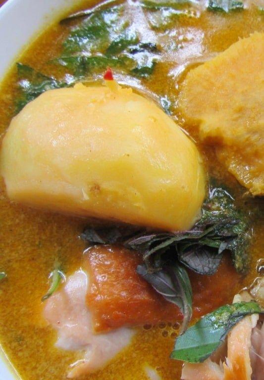 Cà ri gà: Vietnamese chicken curry