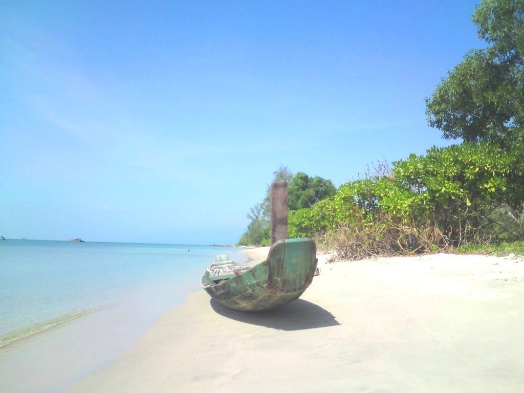 Rach Tram Beach, Phu Quoc Island, Vietnam