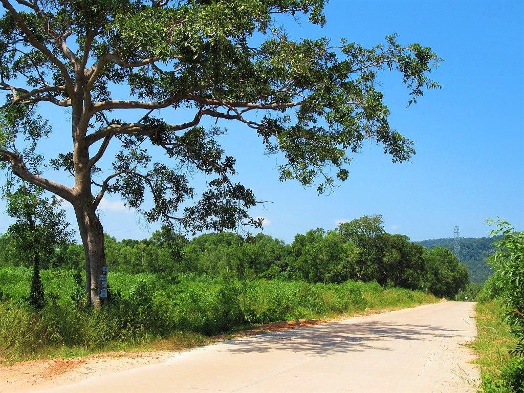 East Coast Road, Phu Quoc Island, Vietnam