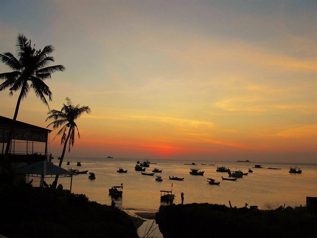 Ganh Dau Beach, Phu Quoc Island, Vietnam