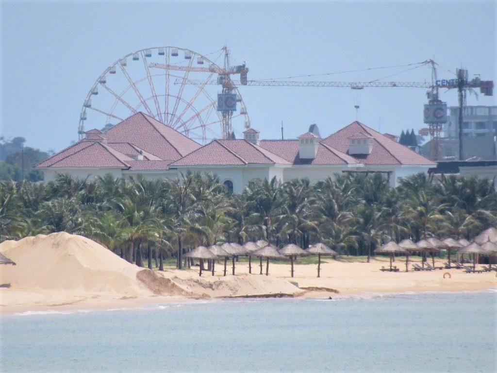 Dai Beach, Phu Quoc Island, Vinpearl development