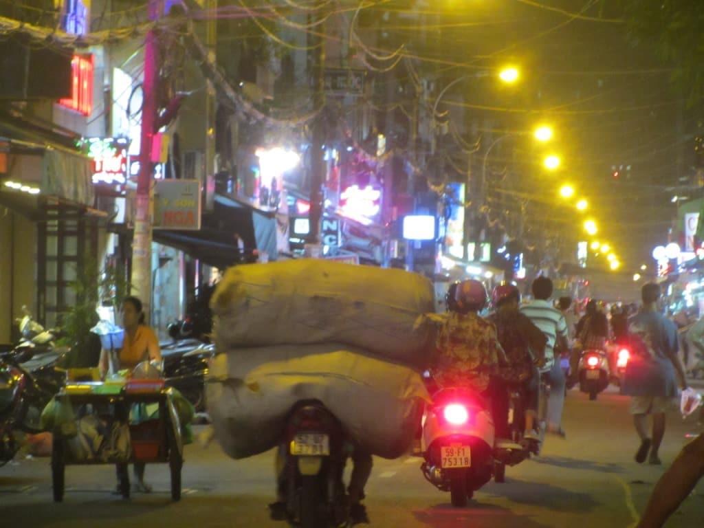 Nguyen Thuong Hien Street, Saigon