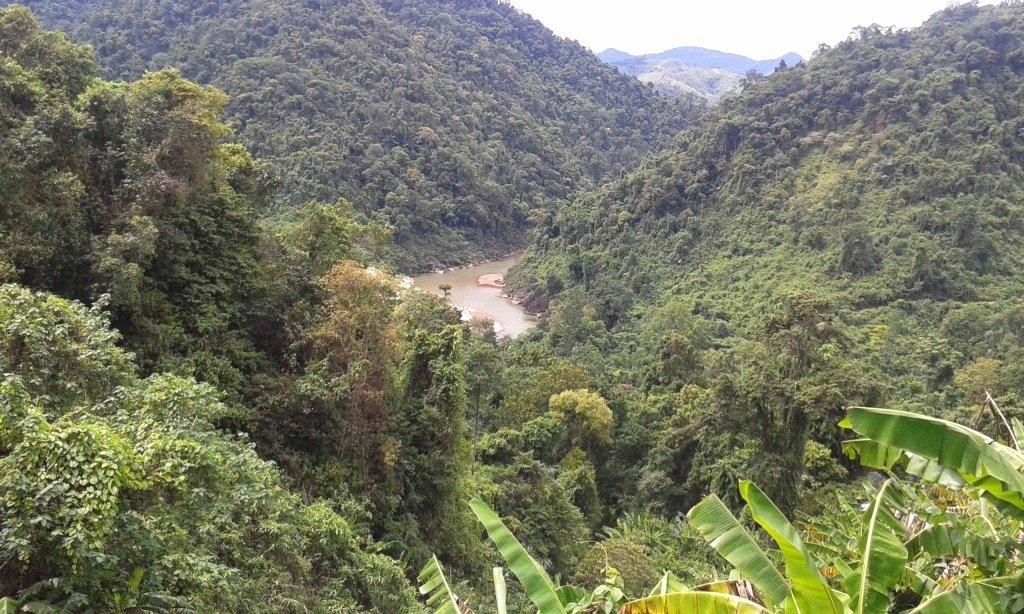 Forging a path: the Da Krong River