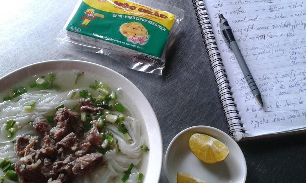 Noodles & notes