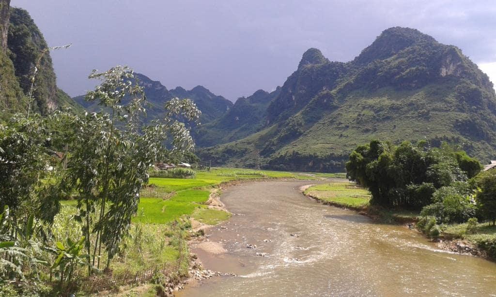 Road to Dien Bien Phu
