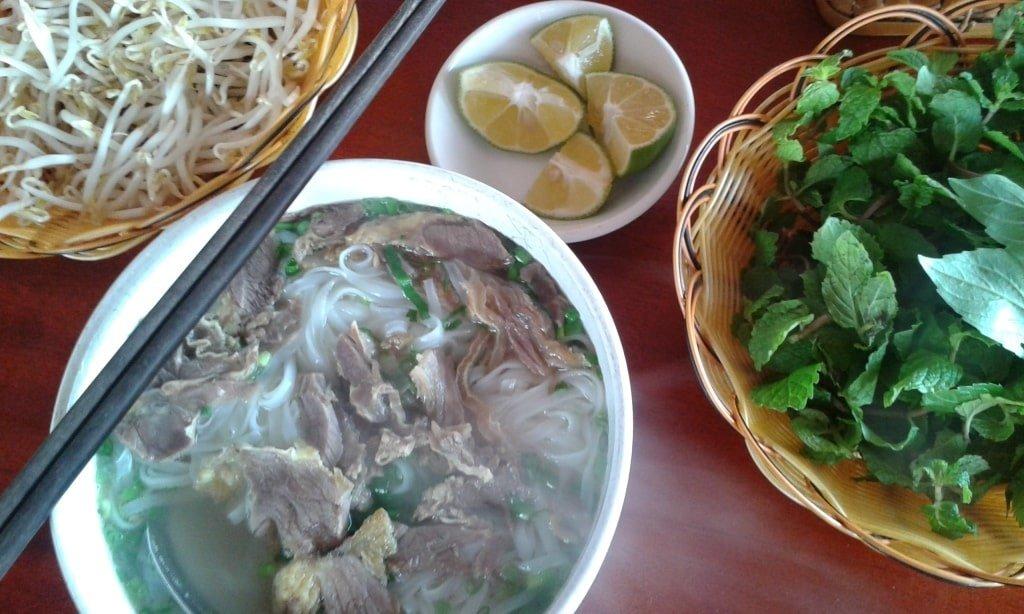 Breakfast, Lai Chau