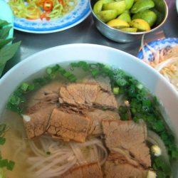 Phở Gia Hân, Saigon