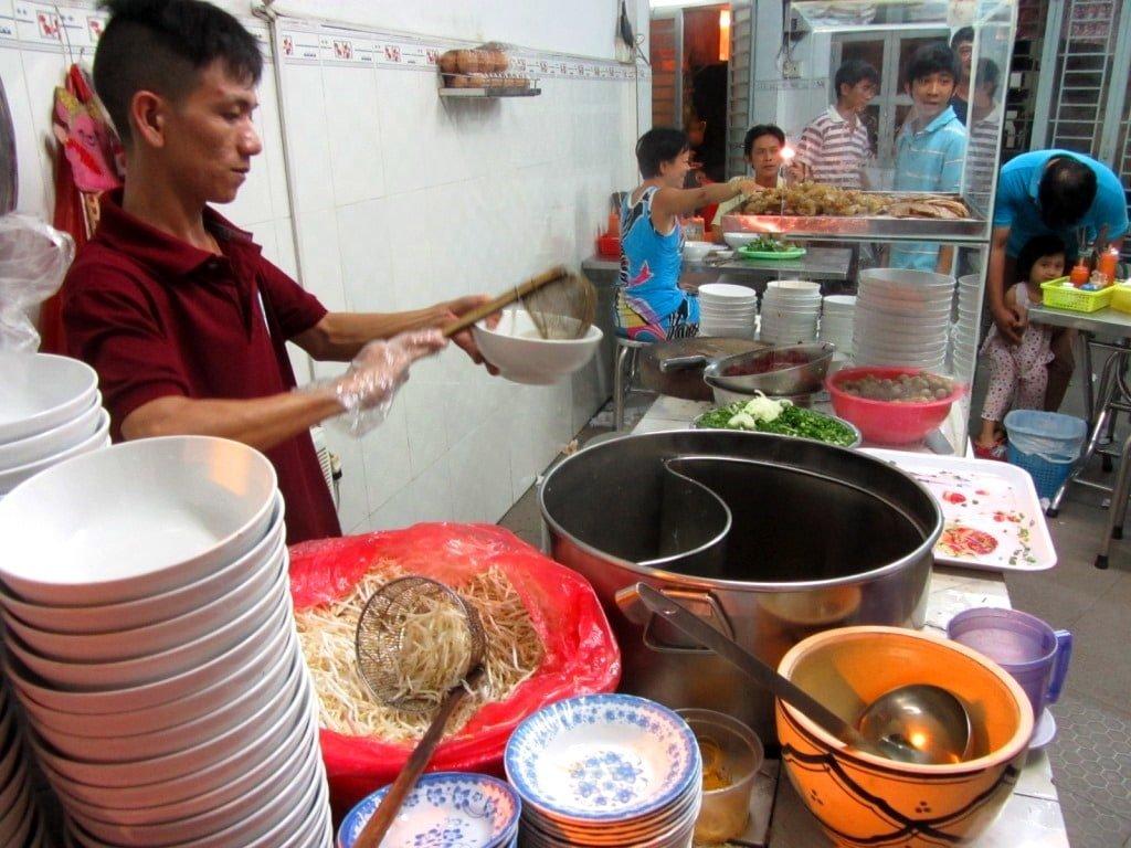Phở Gia Hân, Saigon, Vietnam