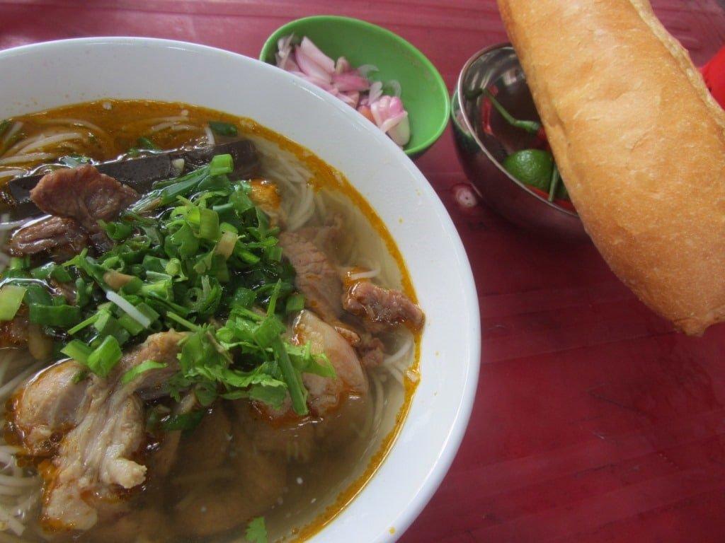 Breakfast in Quang Ngai