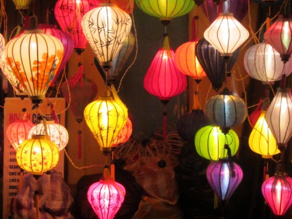 Lantern festival, Hoi An