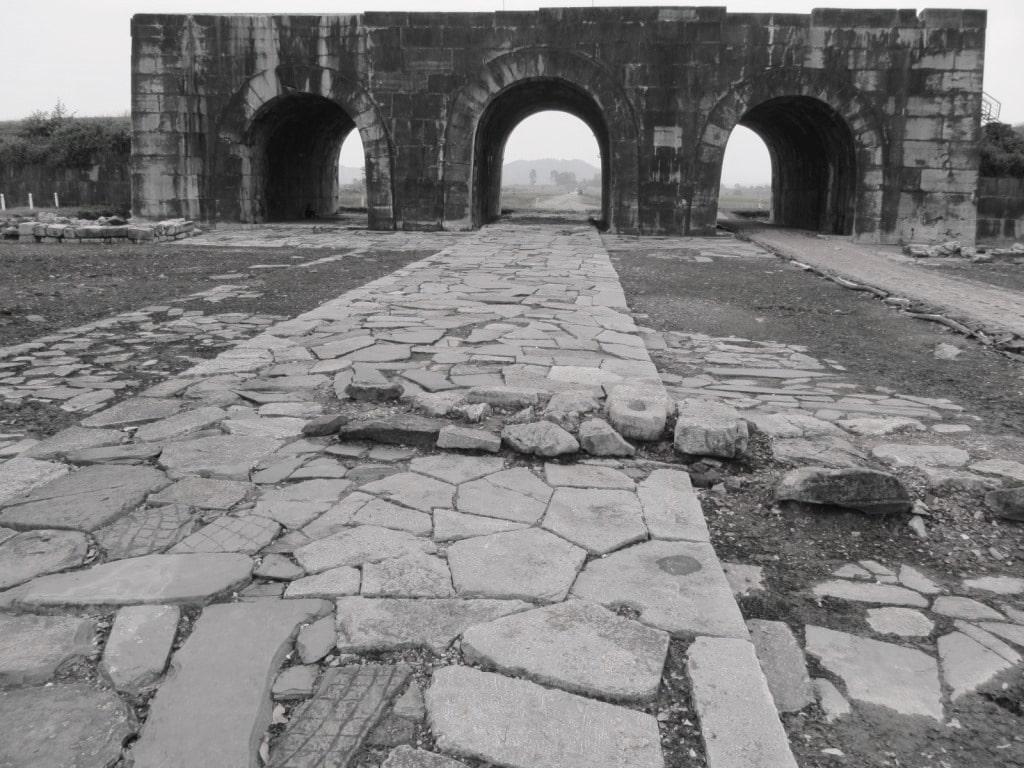 Ho Citadel, south gate