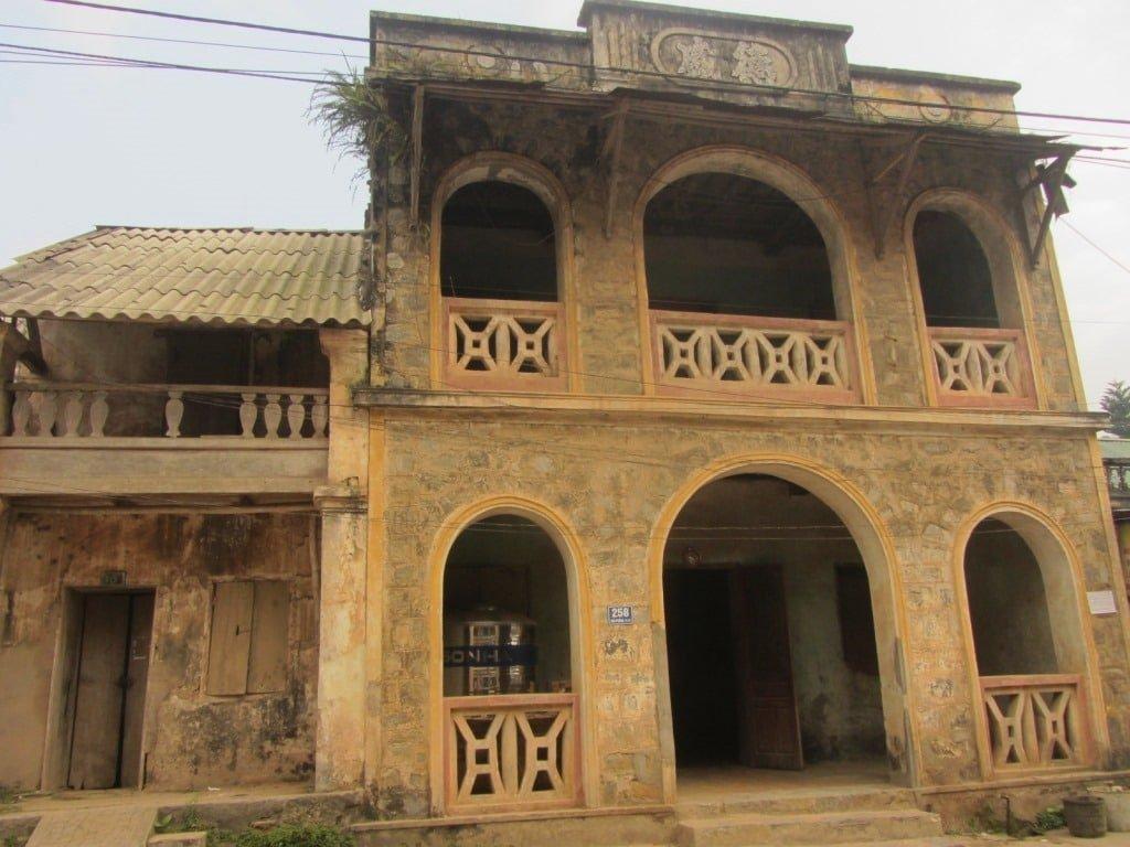 Lãng's home
