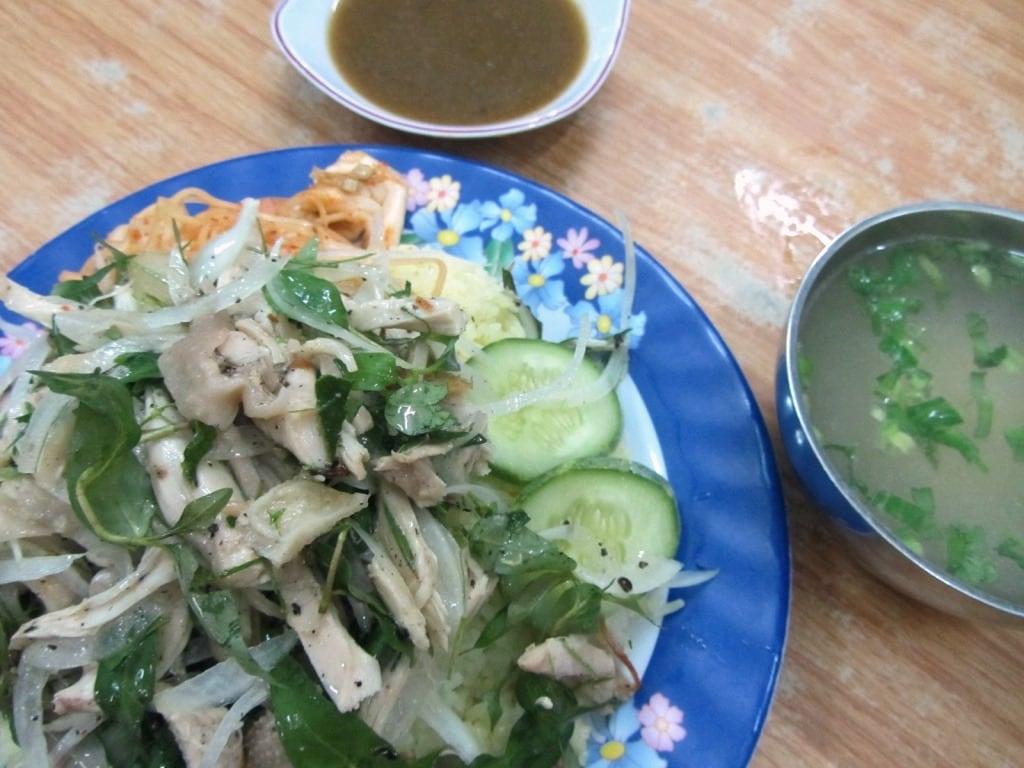 Good dinner in Danang
