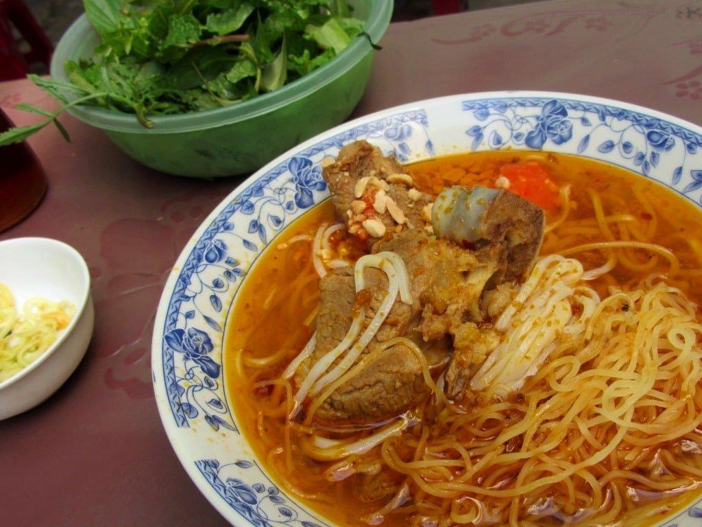 Breakfast in Phan Thiet