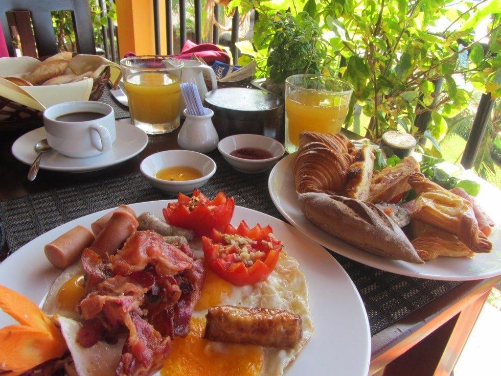 Breakfast, Victoria Resort