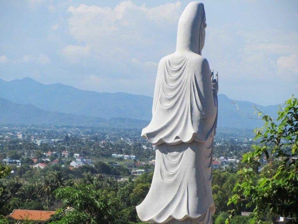 Pagoda on the hillside