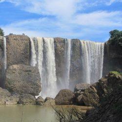 Dalat's Waterfalls