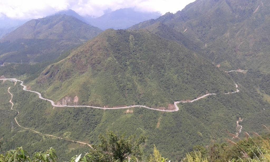 Tram Ton, Vietnam's highest pass