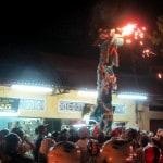 Dragon dances impress the crowds