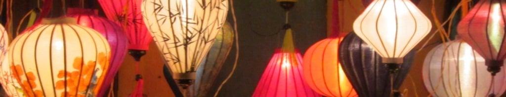 The Lantern Festival in Hoi An