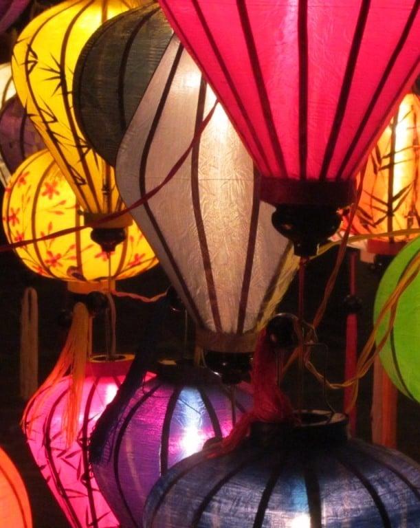 The Lantern Festival, Hoi An