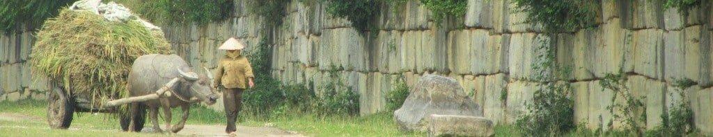 Ho Citadel walls