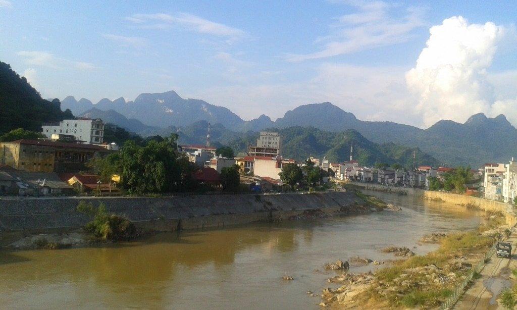 Lo River, Ha Giang, Vietnam