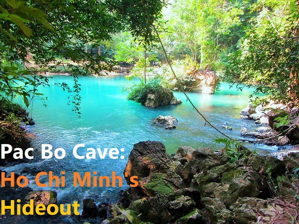 Hang Pac Bo: Ho Chi Minh's Cave, Cao Bang Province, Vietnam