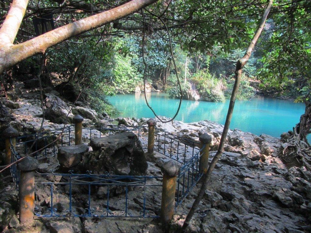 Lenin Creek, Pac Bo Cave, Vietnam