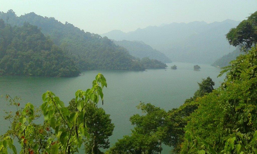 Ba Be Lake, Bac Kan