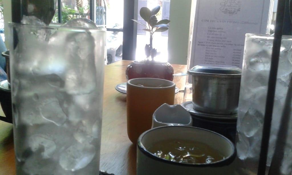 Petit Jardin Cafe, Saigon