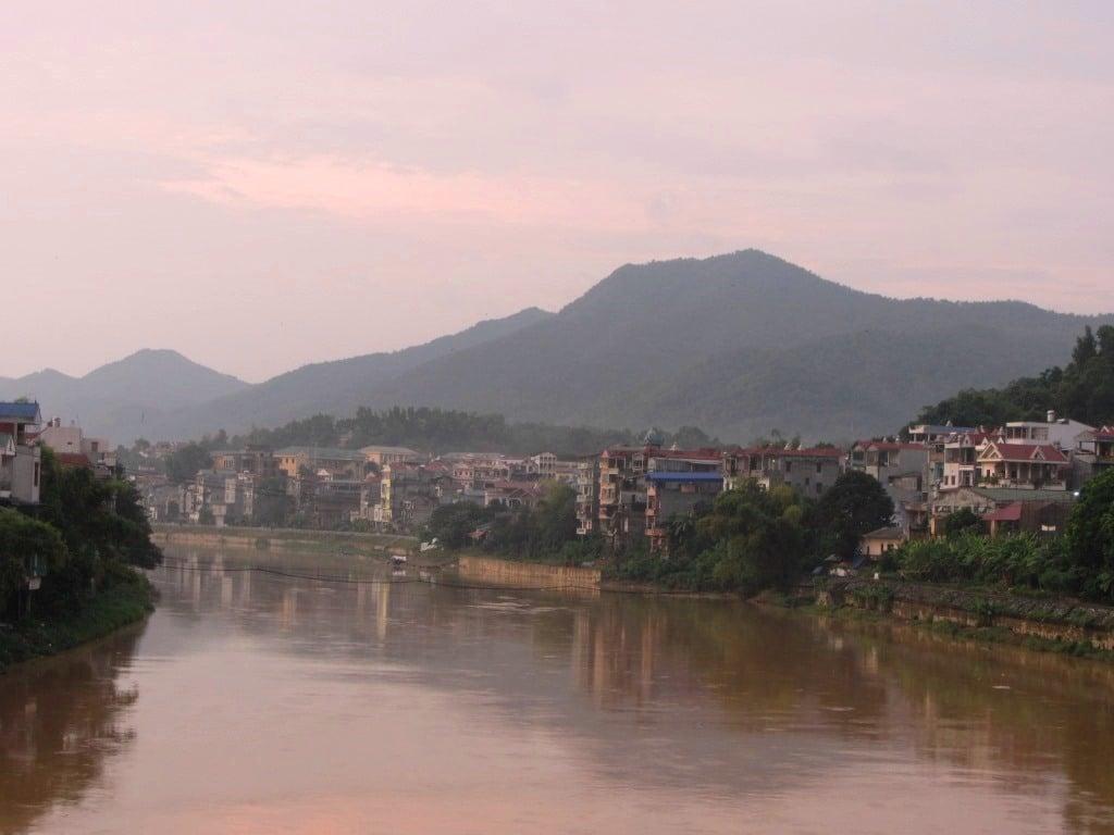 Cao Bang City