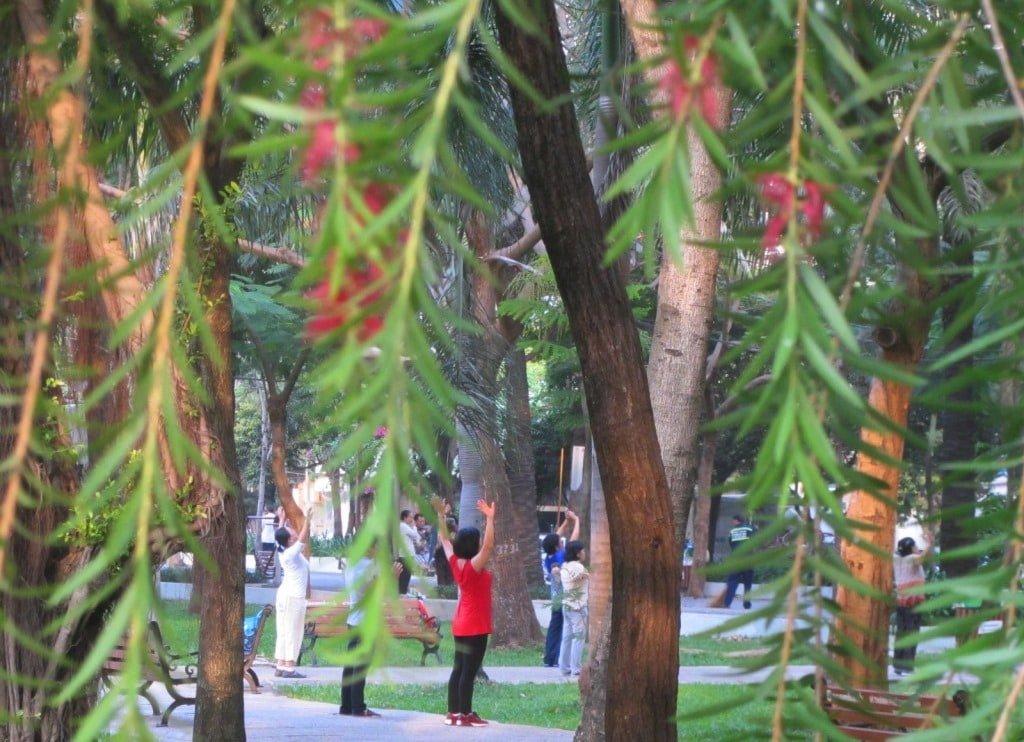 September 23rd Park, Saigon