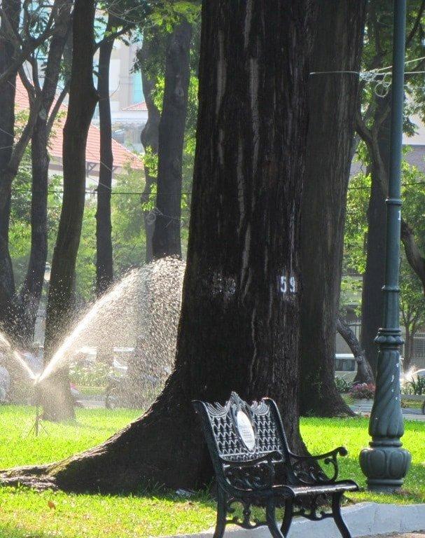 April 30th Park, Saigon