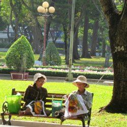 Saigon's Parks & Open Spaces