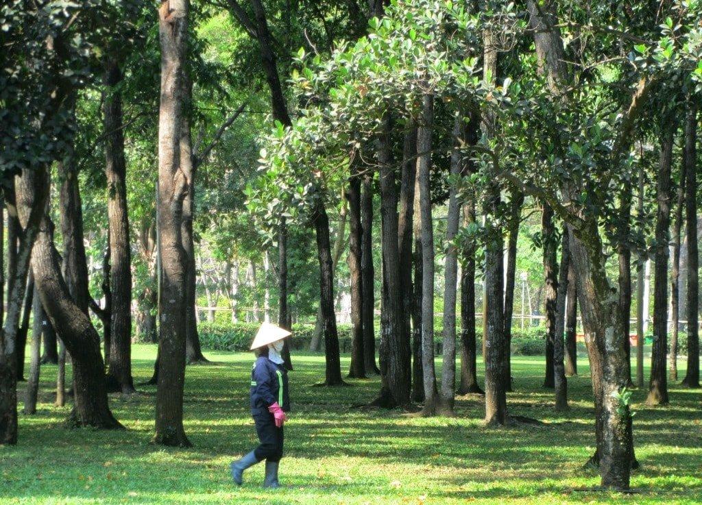 Gia Dinh Park, Saigon