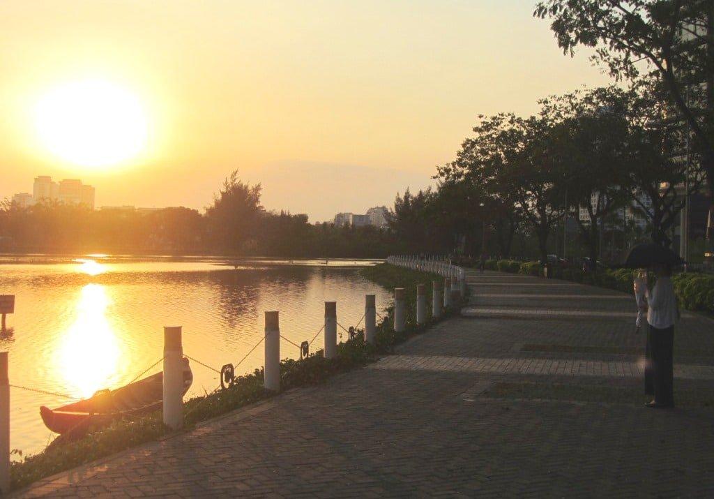 Crescent Walk, Saigon