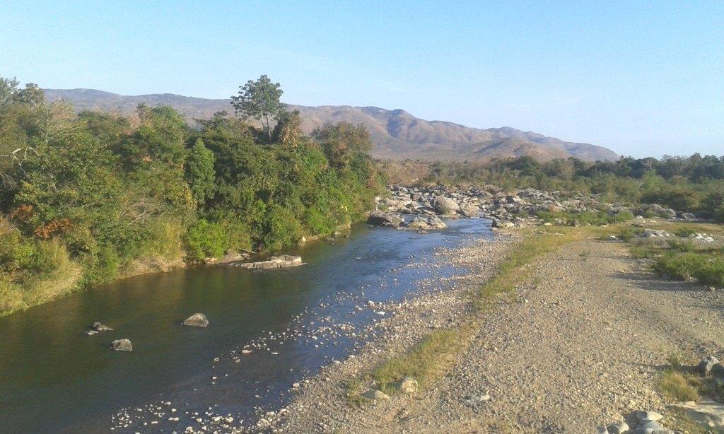 River, Ninh Thuan Province