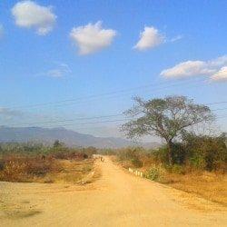 The Burnt Road, Ninh Thuan Province