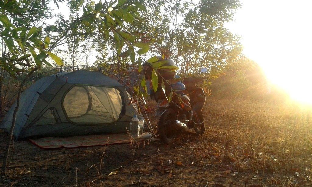 Camping, Ninh Thuan Province
