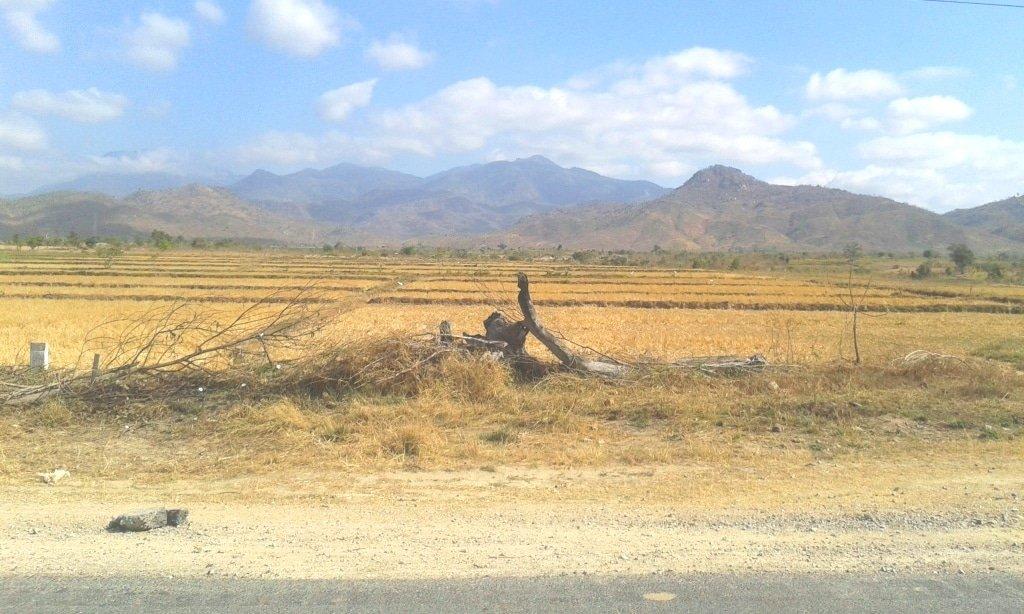 Inland Ninh Thuan Province
