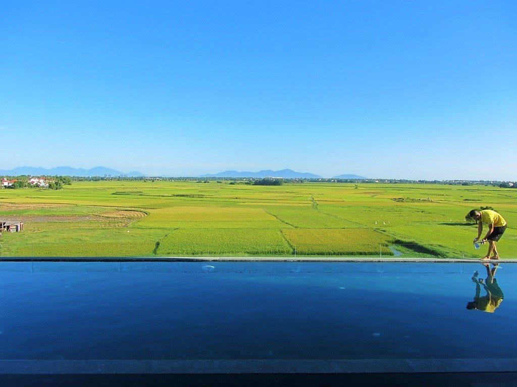 Mid-range resorts are good value for money in Vietnam