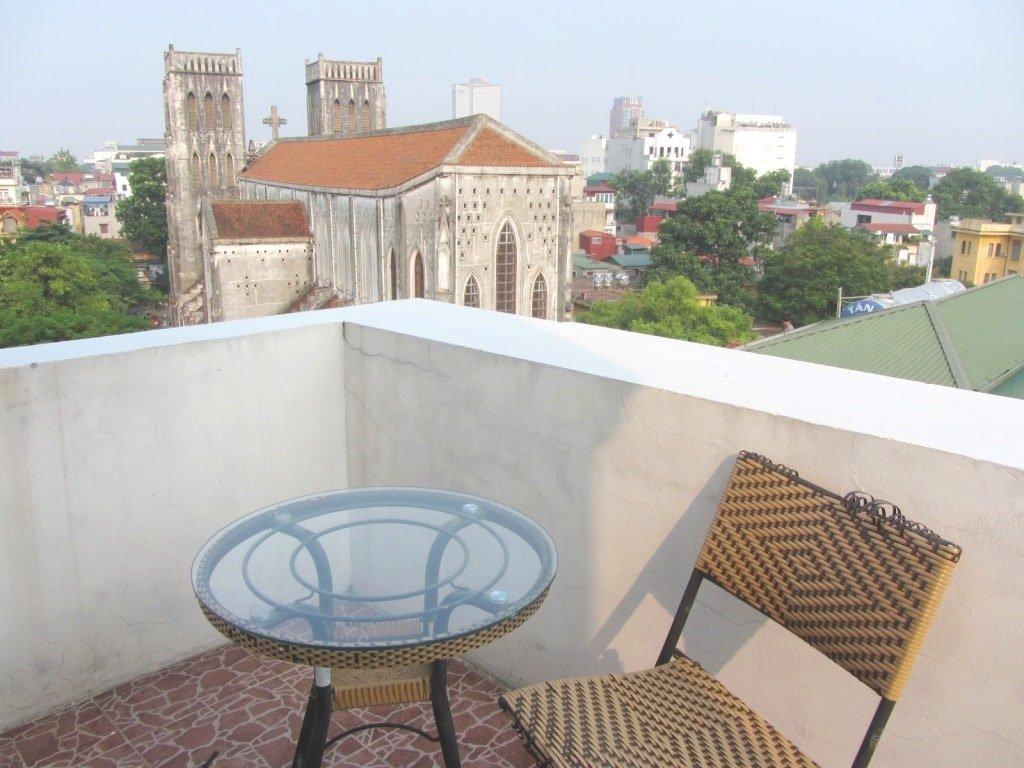 Balcony, Hanoi Impressive Hotel