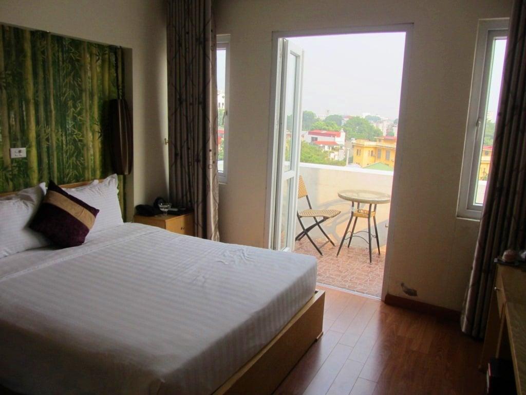 Room at Hanoi Impressive Hotel
