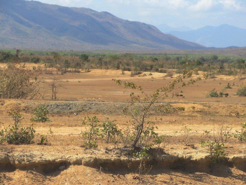Vietnam's desert, Ninh Thuan Province