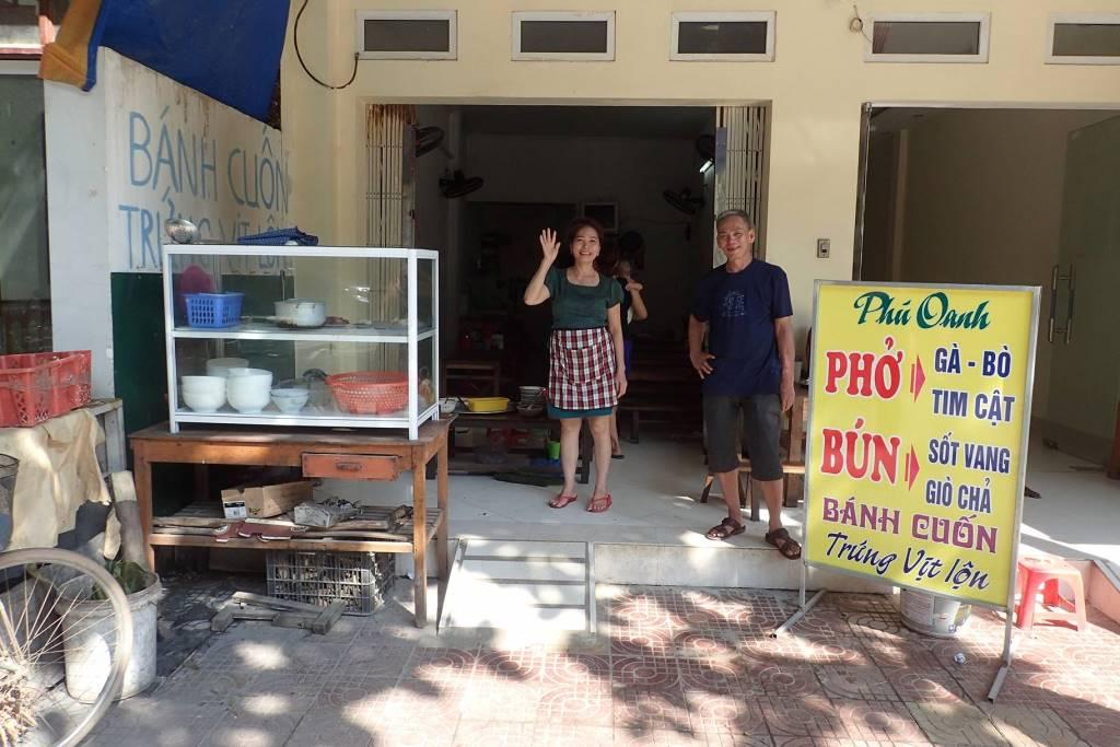 Breakfast in Ha Giang, updated decor