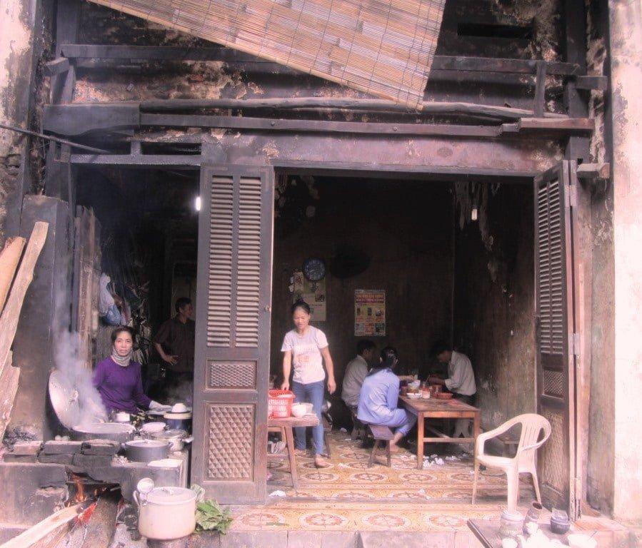 Breakfast house in Ha Giang